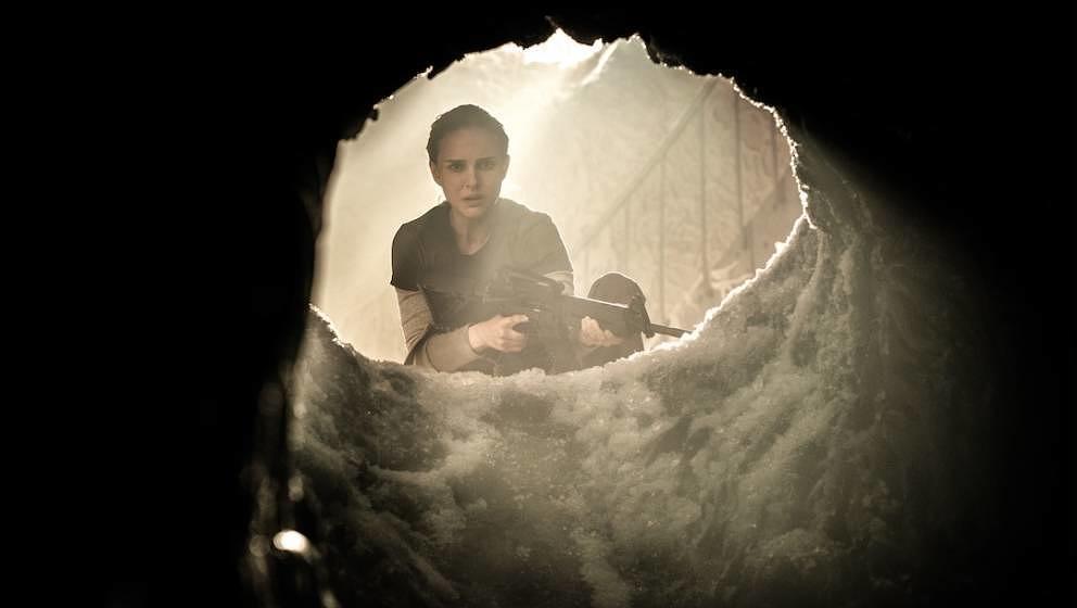 "Natalie Portman in ""Auslöschung""."