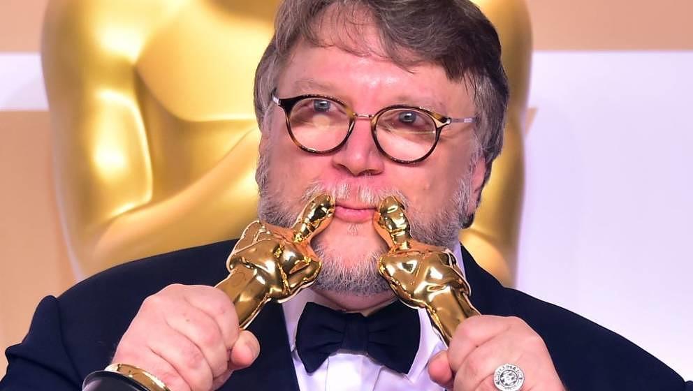 """Großer Gewinner bei den Oscars 2018: Guillermo Del Toro mit seinem Film """"The Shape Of Water"""""""