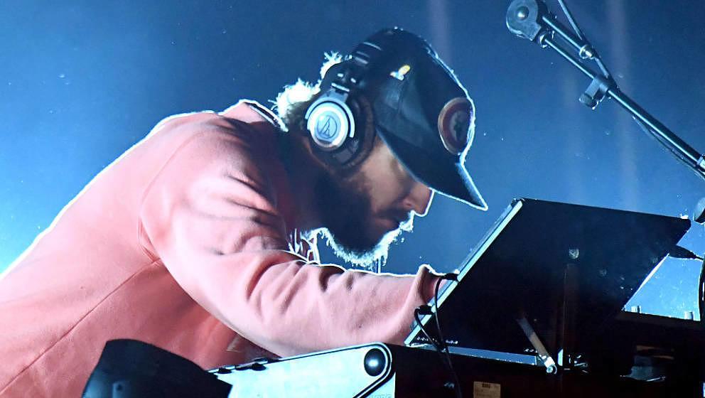 Will sein 2016 erschienenes Album nun endlich auch in Deutschland vorstellen: Justin Vernon aka Bon Iver