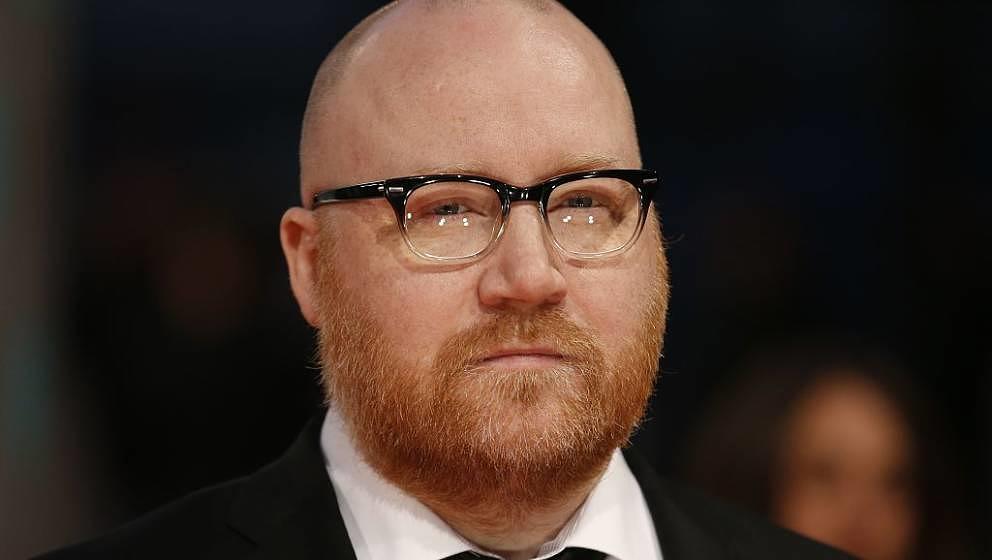 Icelandic composer Johann Johannsson arrives on the red carpet for the BAFTA British Academy Film Awards at the Royal Opera H