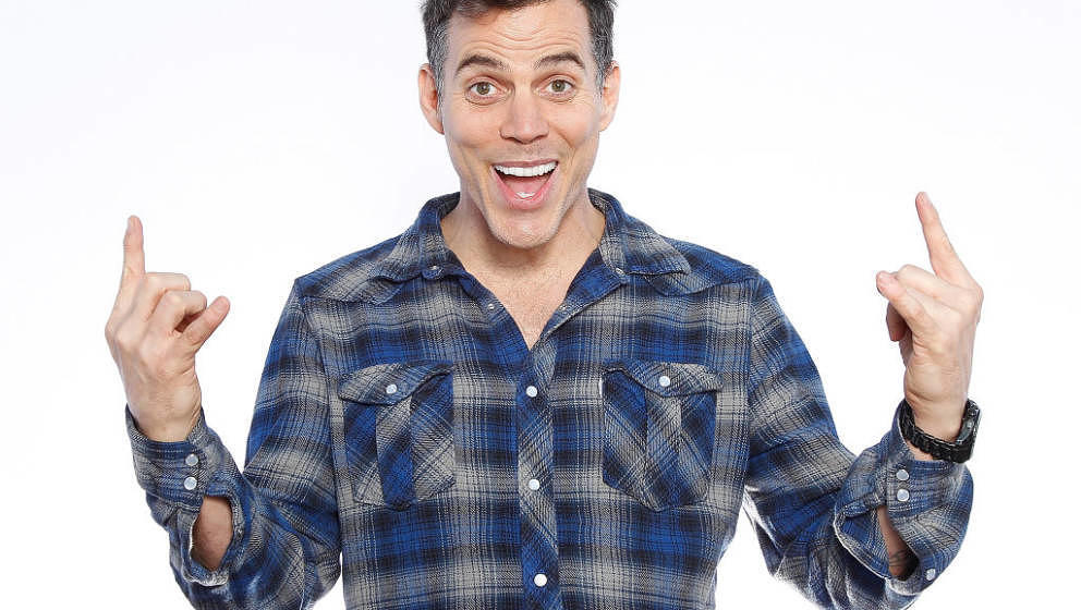 Alive and well: Steve-O, hier im The Ice House Comedy Club am 14. Januar 2018 in Pasadena, Kalifornien