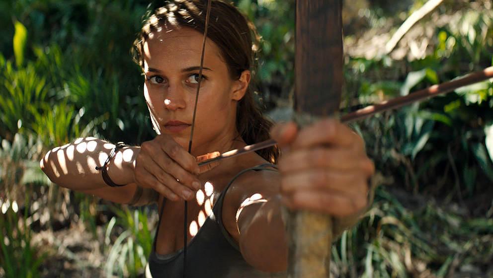 "Szene aus ""Tomb Raider"""