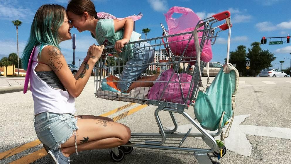 "Szene aus ""The Florida Project"""