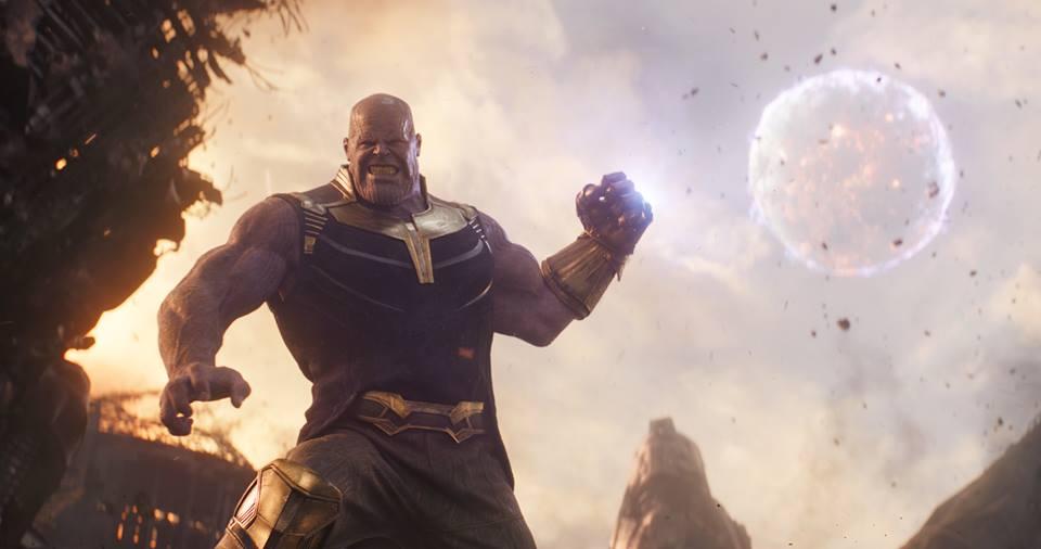 Josh Brolin spielt Thanos, den Schurken des Films.