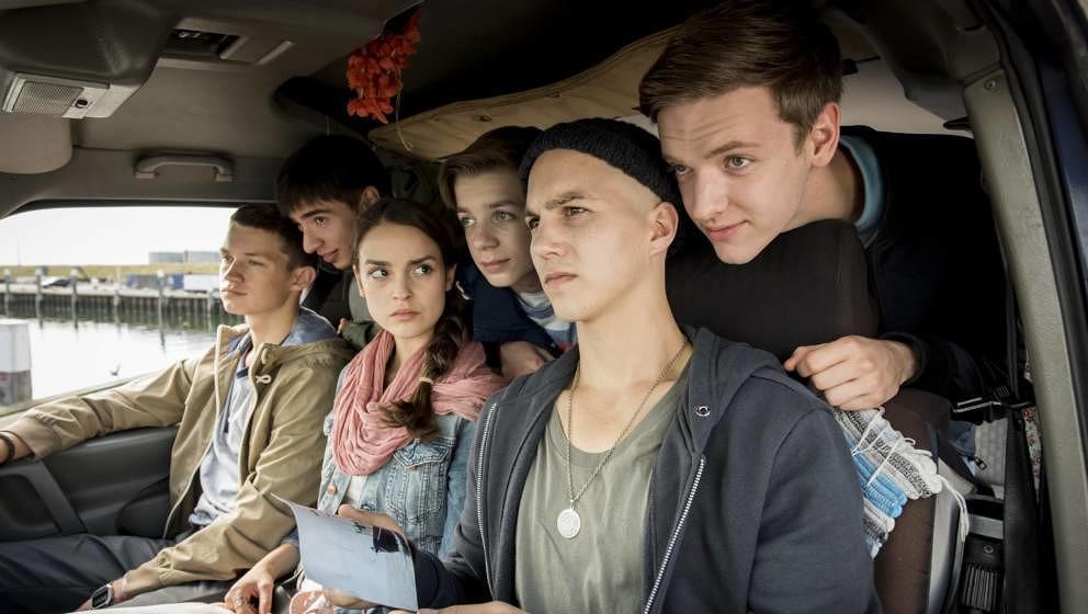 """Szene aus TV-Serie """"Club der roten Bänder"""""""