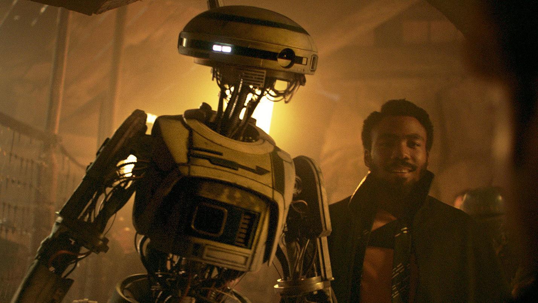 """Disney ist der Meinung, dass """"Star Wars"""" dringend mehr Roboter braucht"""
