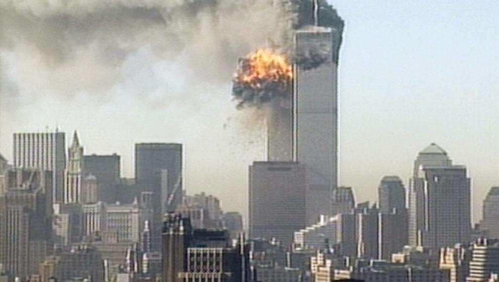 Der Anschlag auf die Twin Towers geschah am 11. September 2001.
