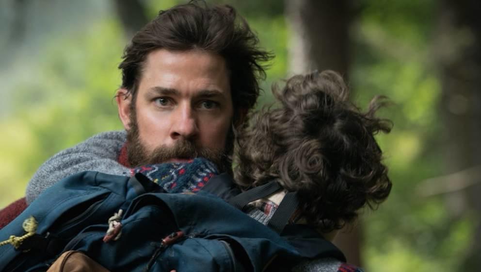 """John Krasinski spielt die Hauptrolle und führt Regie bei """"A Quiet Place""""."""