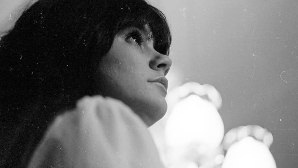 Linda Ronstadt in den frühen Siebzigern
