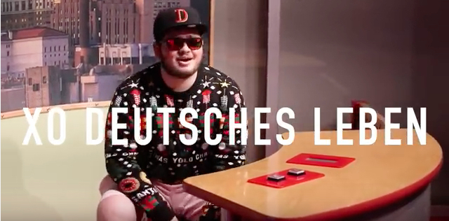 """Szene aus """"XO Deutsches Leben"""""""
