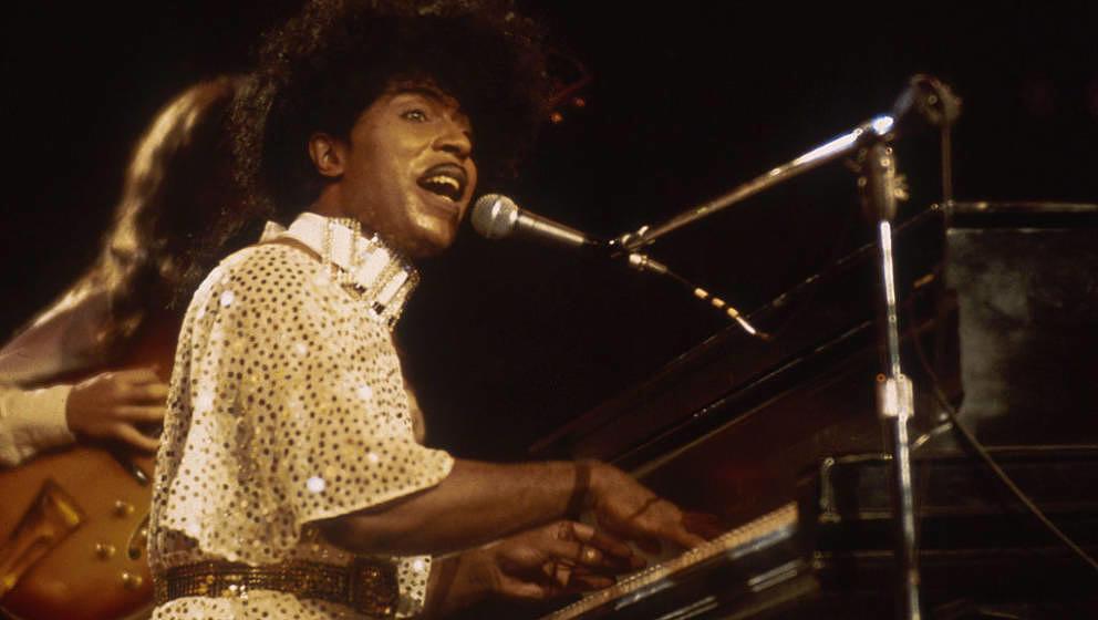 20. Little Richard: Niemand außer Elvis oder Chuck Berry drückte dem jungen Rock'n'Roll mehr seinen Stempel auf als Lit