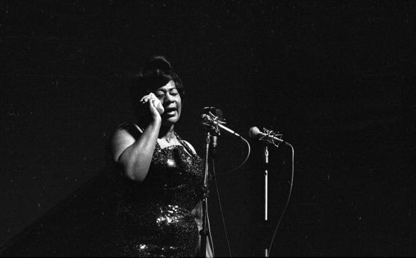 UNSPECIFIED - JANUARY 01:  Photo of Ella Fitzgerald  (Photo by Michael Ochs Archives/Getty Images)