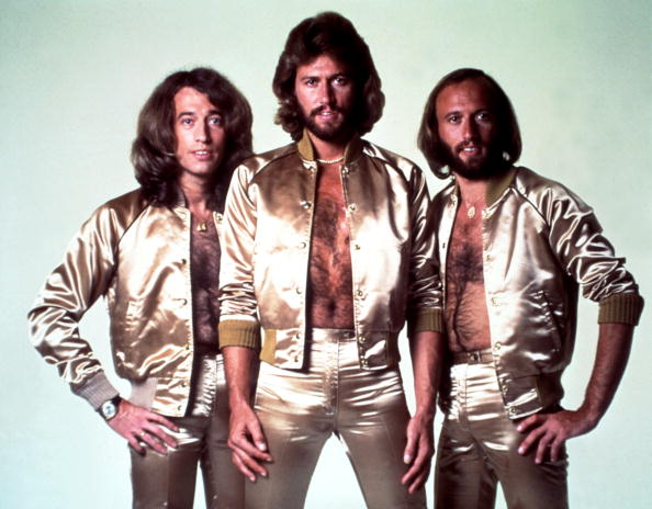 UNSPECIFIED - CIRCA 1970:  Photo of Bee Gees  Photo by Michael Ochs Archives/Getty Images