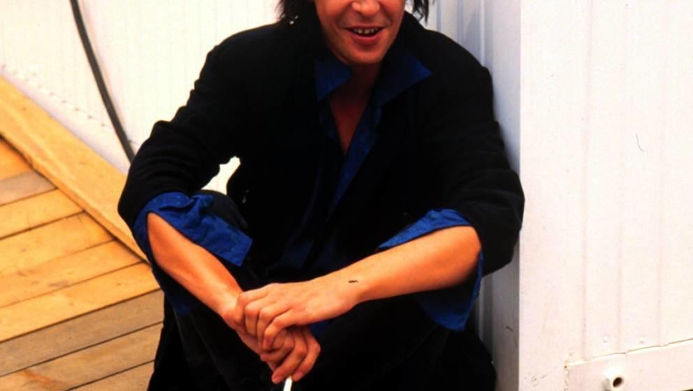 Rio Reiser, gestorben: 20. August 1996, Sänger, Musiker, Musikgruppe, Promis, Prominenter, Prominente, (Photo by Peter Bisch