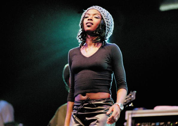 NETHERLANDS - JANUARY 01:  PINKPOP FESTIVAL  Photo of Lauryn HILL, 1999/LAUREN HILL/PINKPOP/LANDGRAAF  (Photo by Peter Pakvis