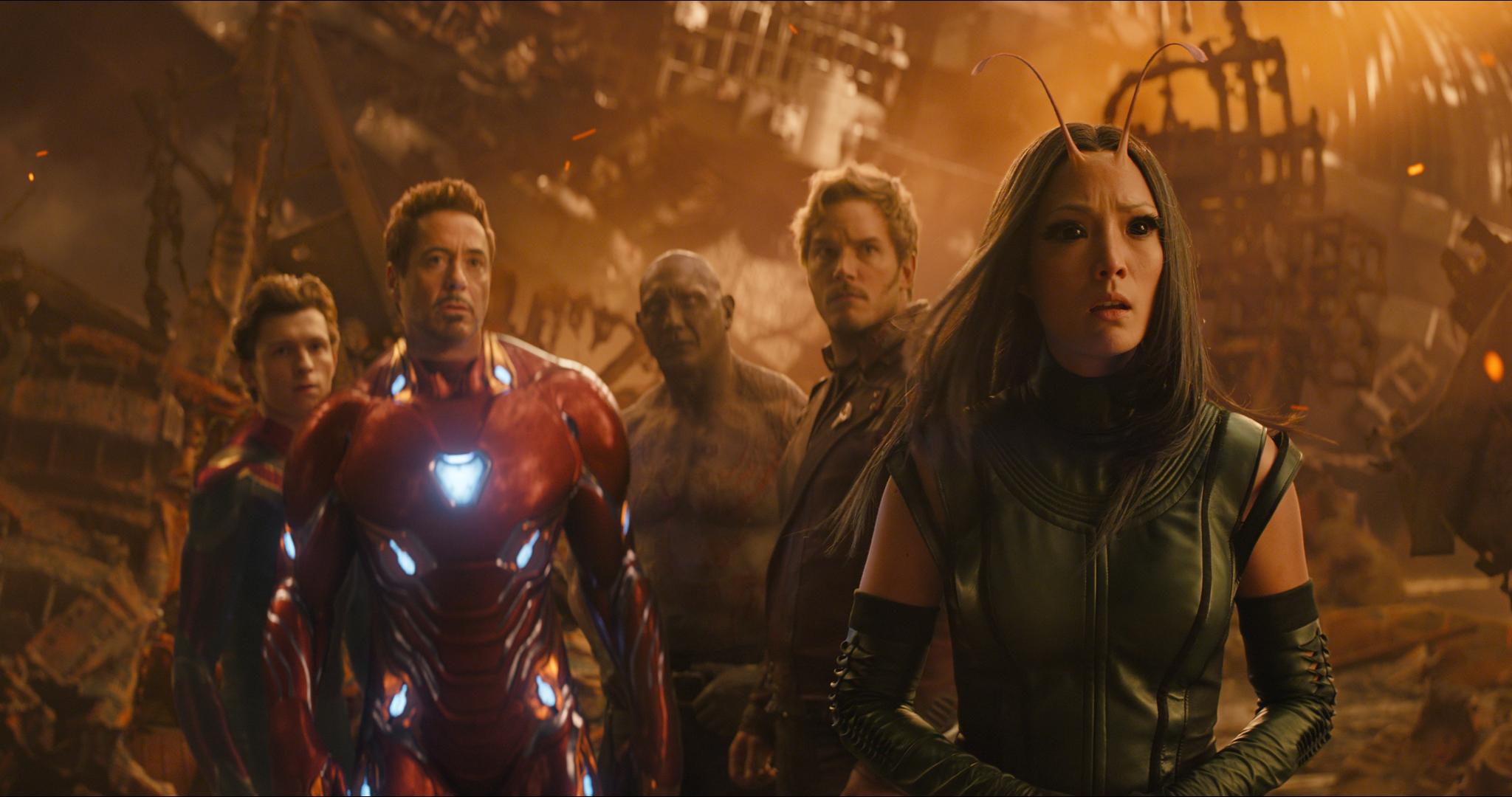 "avengers: infinity war"": kinozuschauer stirbt während des films"