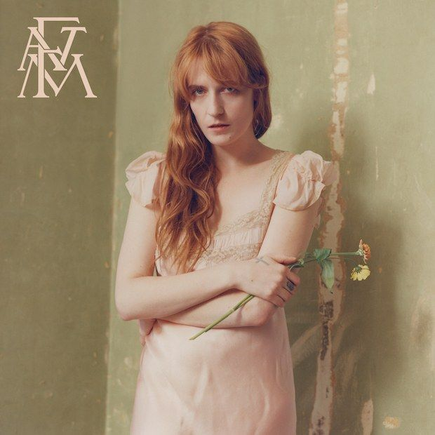 "Florence + The Machine – ""HIGH AS HOPE"" (Artwork)"