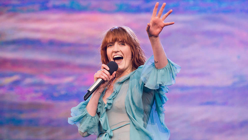 "Florence & The Machine bricht dank ""Game of Thrones"" einen Shazam-Rekord - Musikexpress"