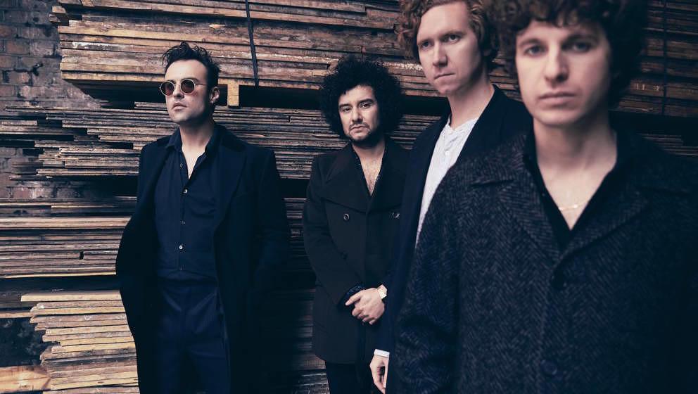 Treten 2018 vor The Rolling Stones auf und bringen ein neues Album heraus: The Kooks aus Brighton