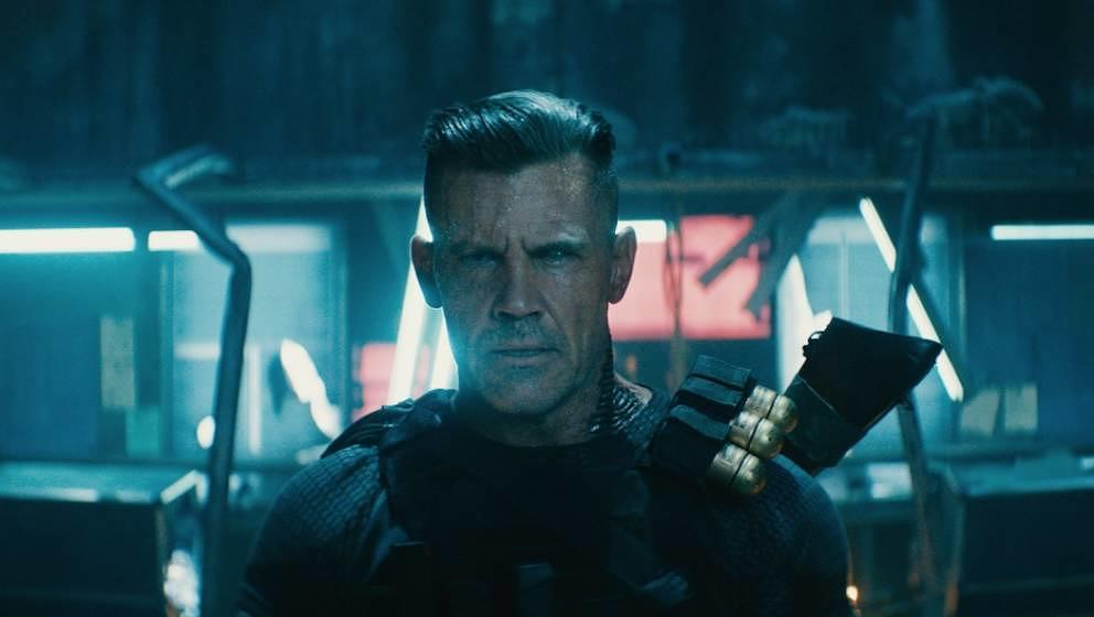 "Josh Brolin spielt Cable in ""Deadpool 2"""