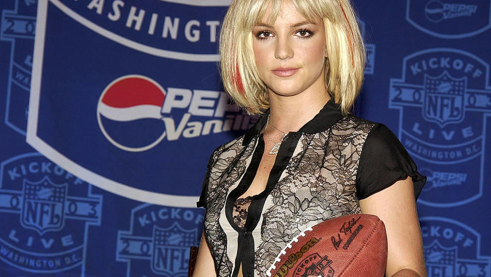 Britney Spears (Photo by Theo Wargo/WireImage for NFL)