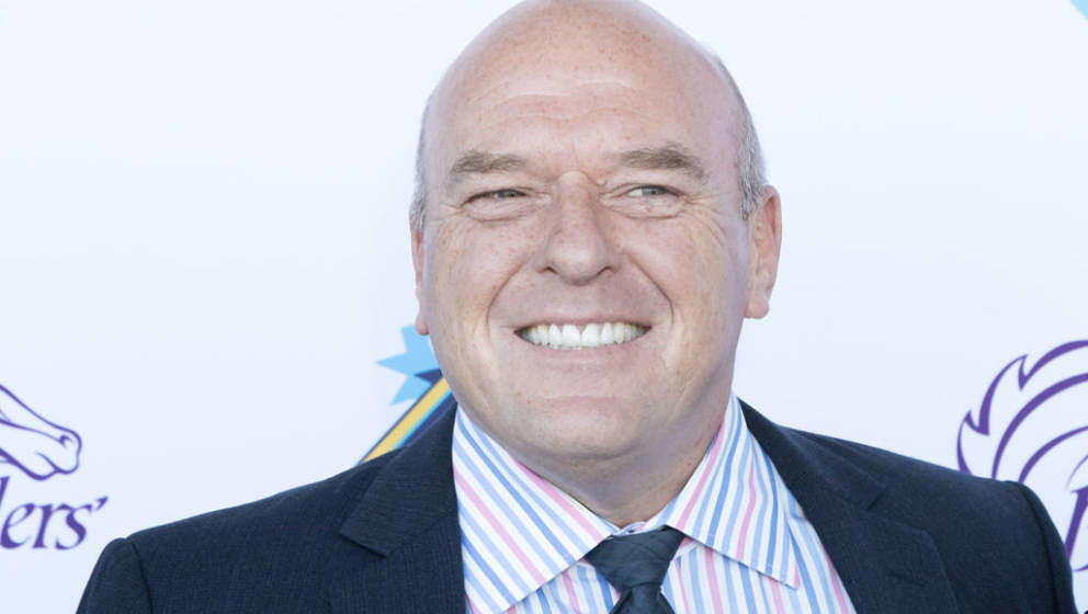 DEL MAR, CALIFORNIA - NOVEMBER 04:  Actor Dean Norris attends the 2017 Breeders' Cup World Championship at Del Mar Thoroughbr