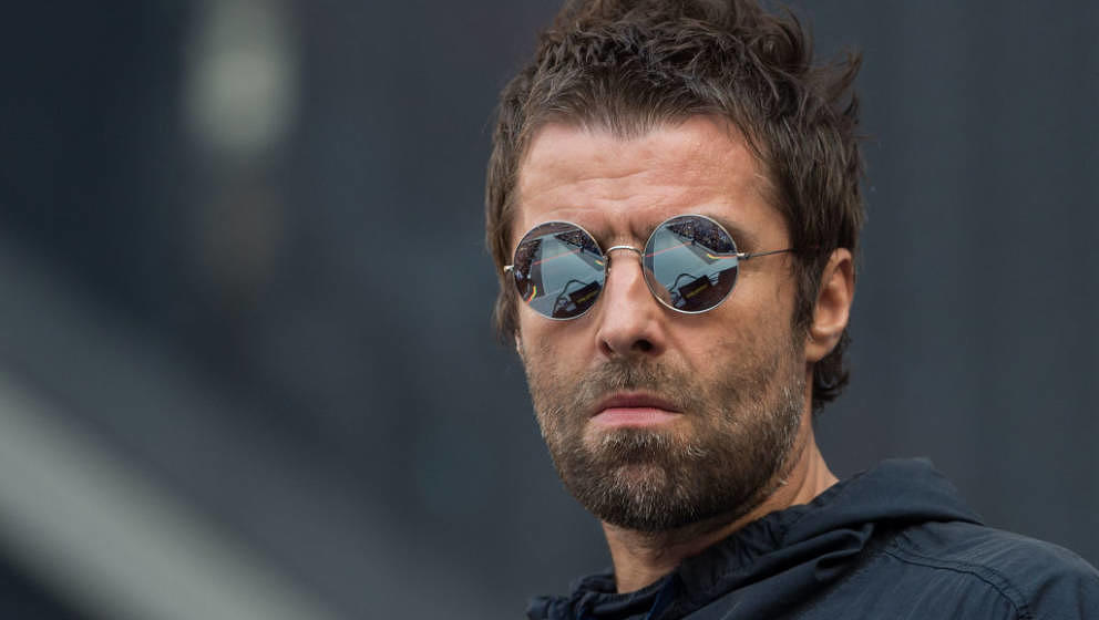 Liam Gallagher live am 22. Mai 2018 in London