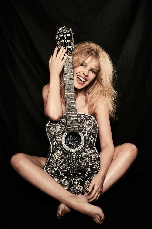 Macht jetzt Country-Pop: Kylie Minogue hat im April 2018 ihr neues Album GOLDEN veröffentlicht