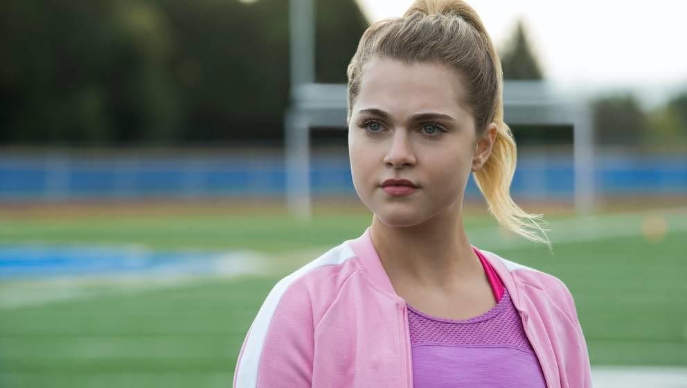 Chloe ist schwanger von einem Vergewaltiger.