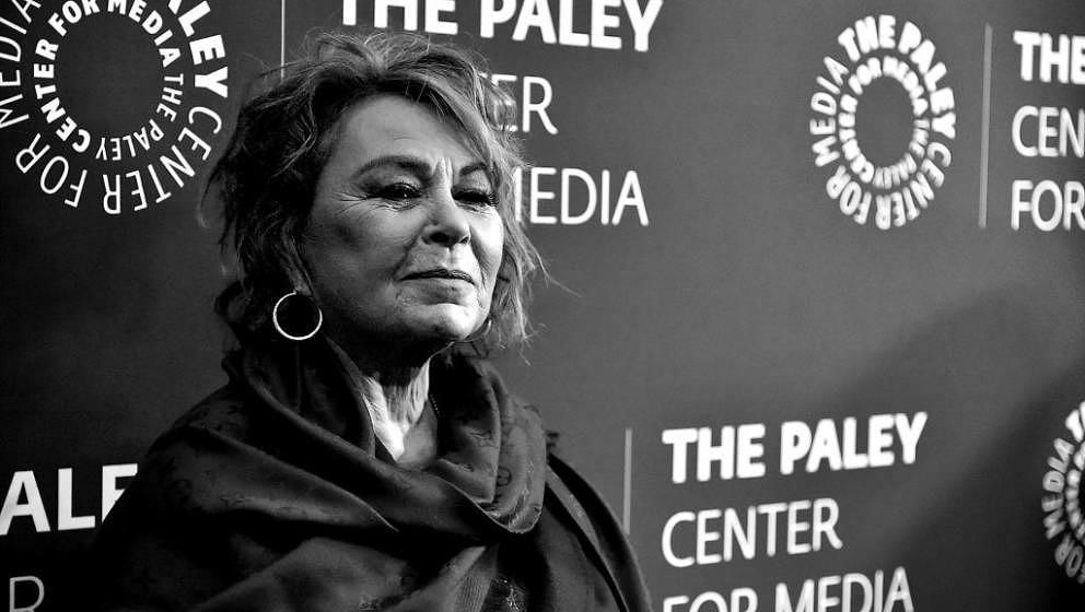 Roseanne Barr im März 2018 in New York
