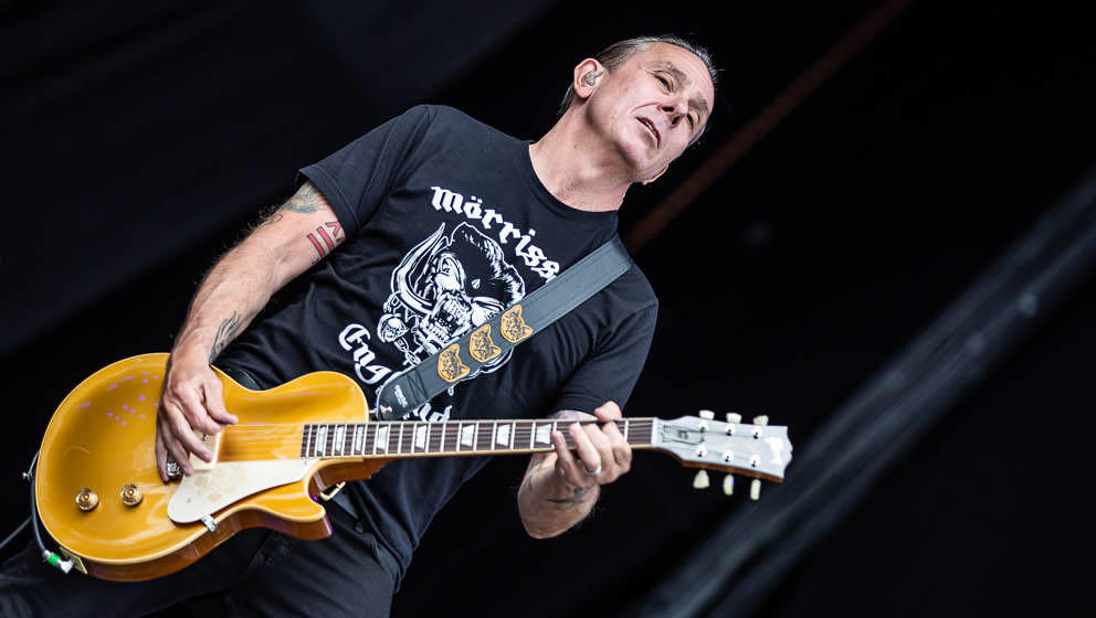 Bad Religion bei Rock im Park 2018