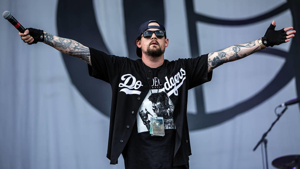 Good Charlotte bei Rock im Park 2018