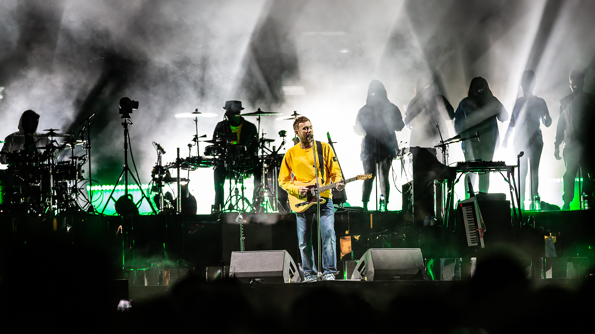 Gorillaz kommen 2021 für zwei Konzerte nach Deutschland