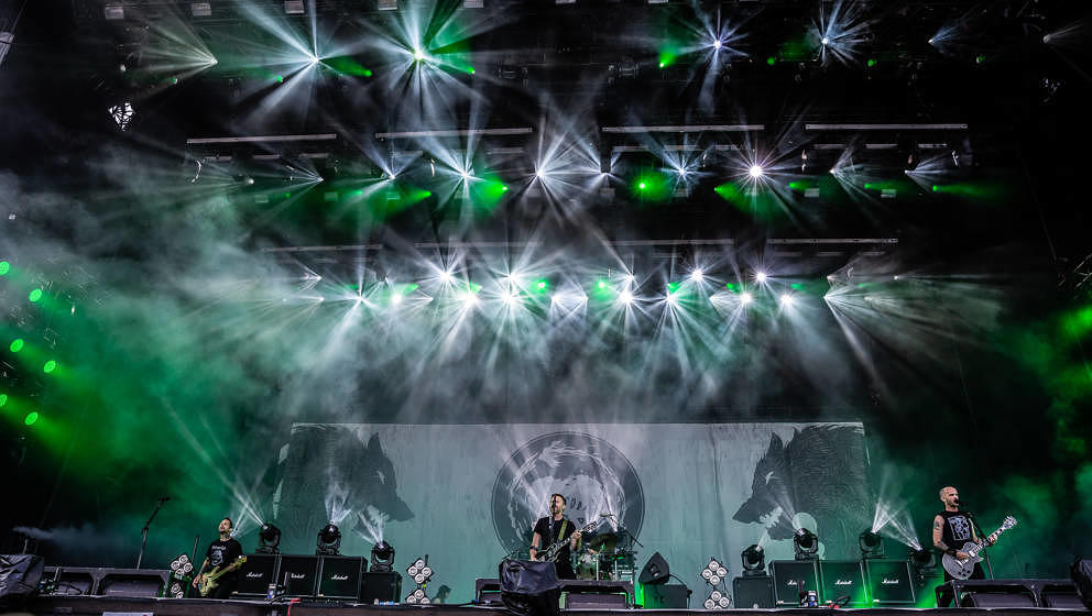 Rise Against bei Rock im Park 2018