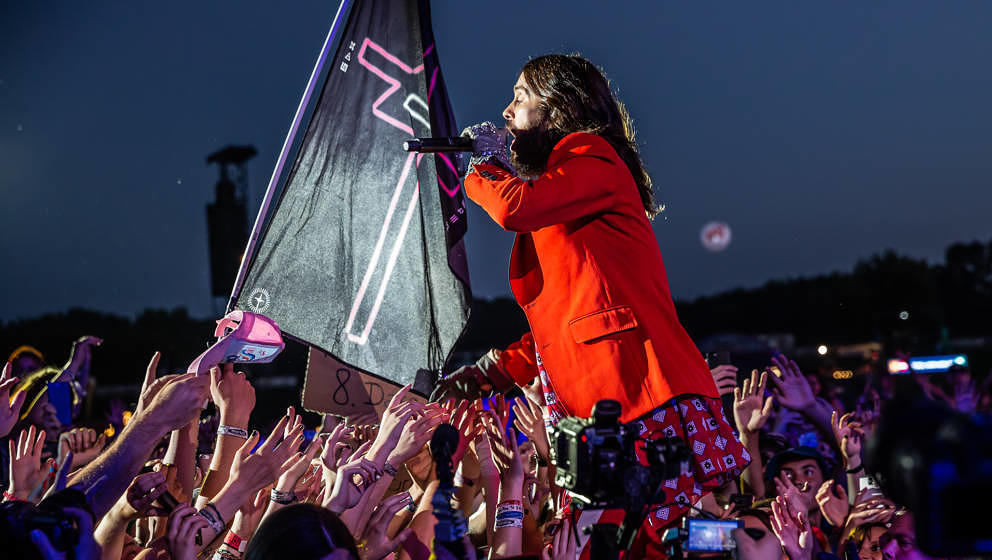 Thirty Seconds To Mars bie Rock im Park 2018
