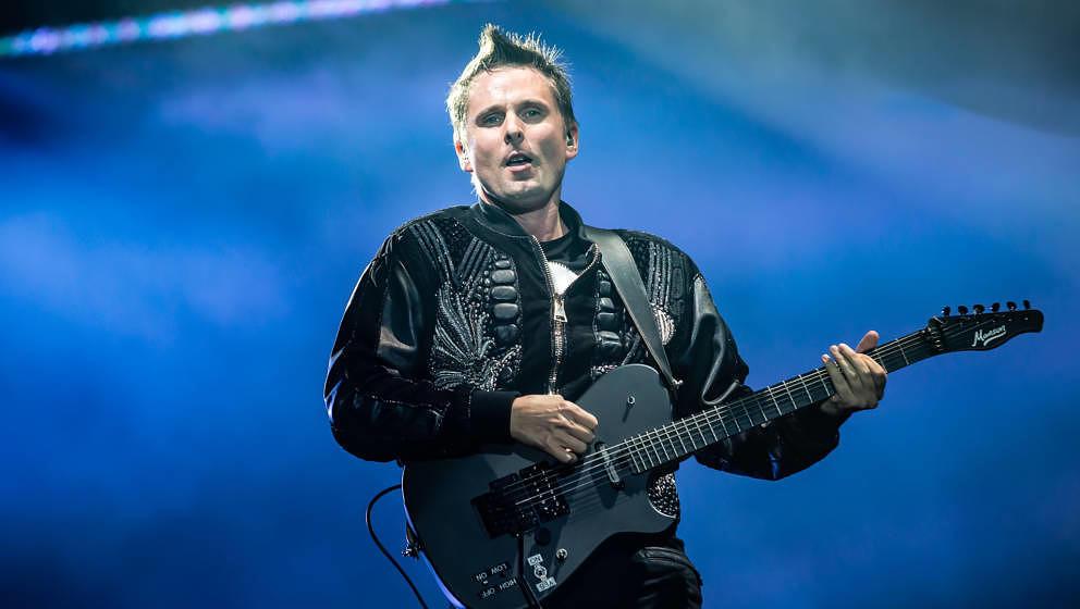 Muse bei Rock im Park 2018