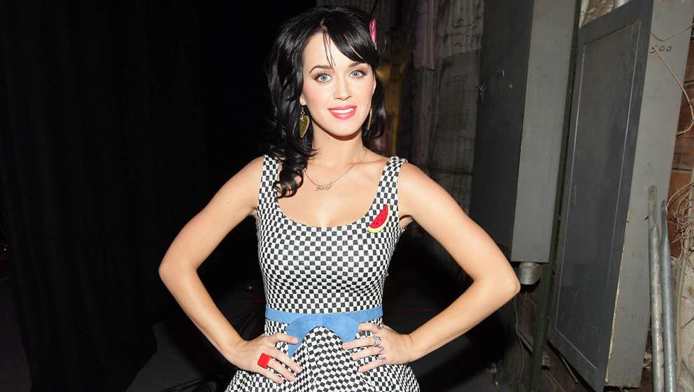 Katy Perry im Jahr 2008