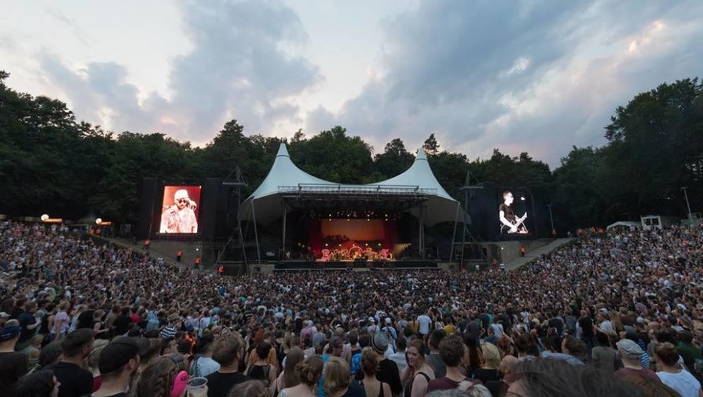 Statt Wuhlheide-Heimspiel: Die Beatsteaks live in der Berliner Waldbühne am 9. Juni 2018