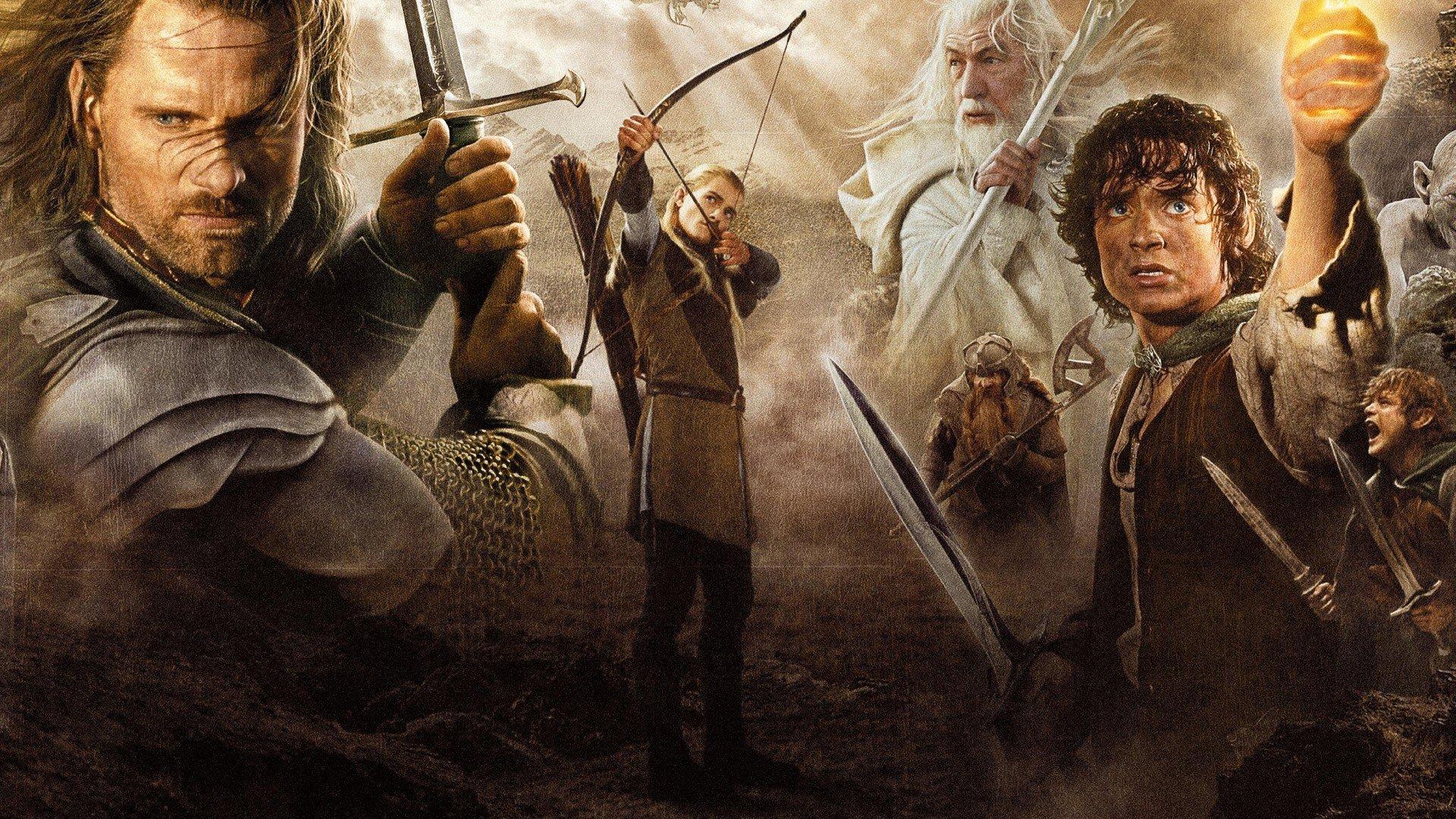 """""""Herr der Ringe"""" bei Amazon: Die Serie startet erst 2021"""