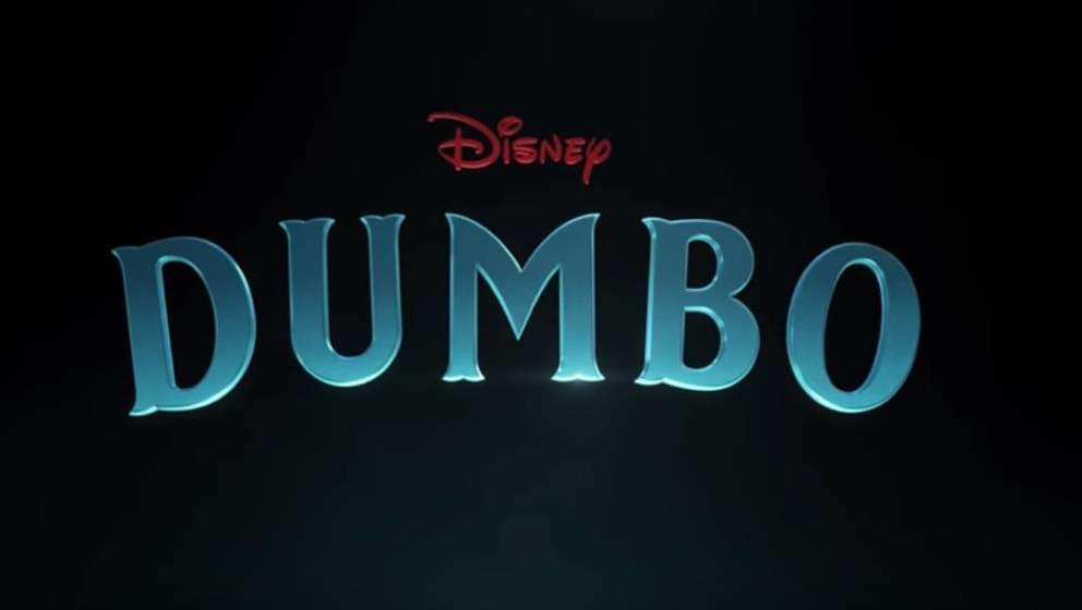 """Das Logo zu """"Dumbo"""" ist klassisch, der Film voller moderner Effekte."""
