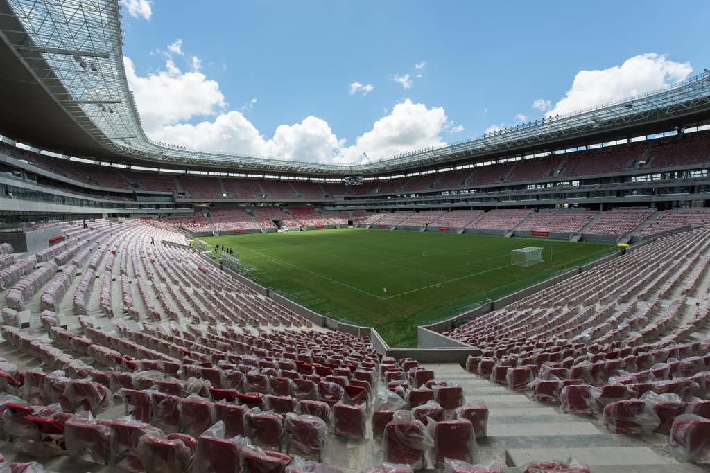 Arena Pernambuco in Recife