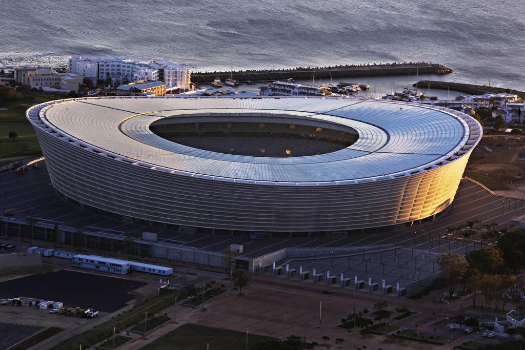 Greenpoint Stadium/ Cape Town South in Kapstadt, Südafrika