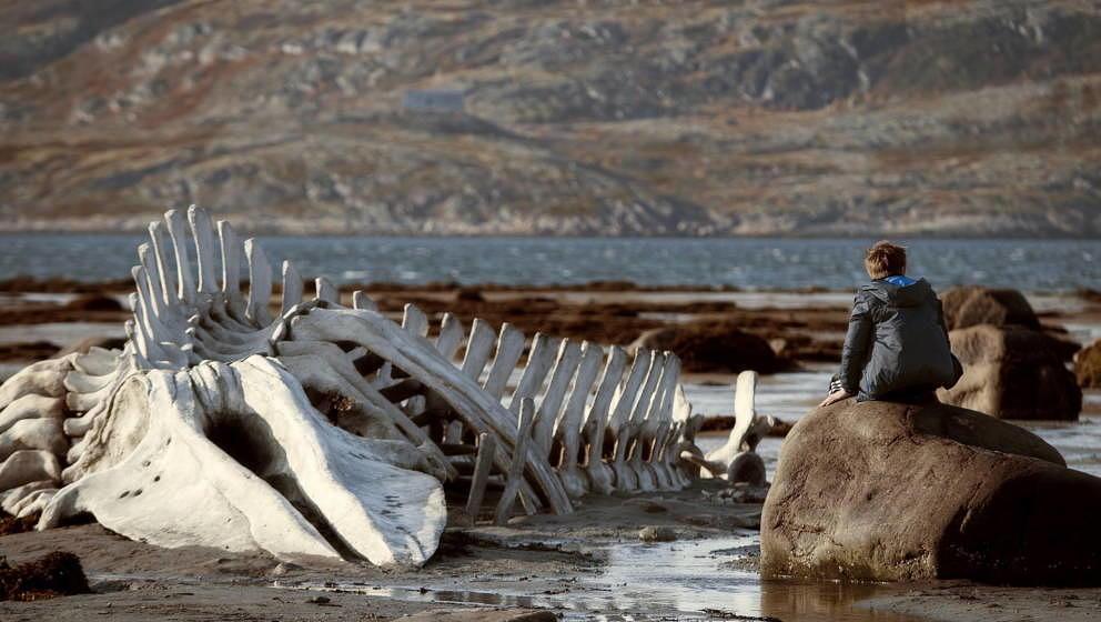 """Szene aus dem russischen Meisterwerk """"Leviathan""""."""