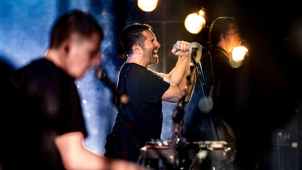 Trent Reznor, Nine Inch Nails