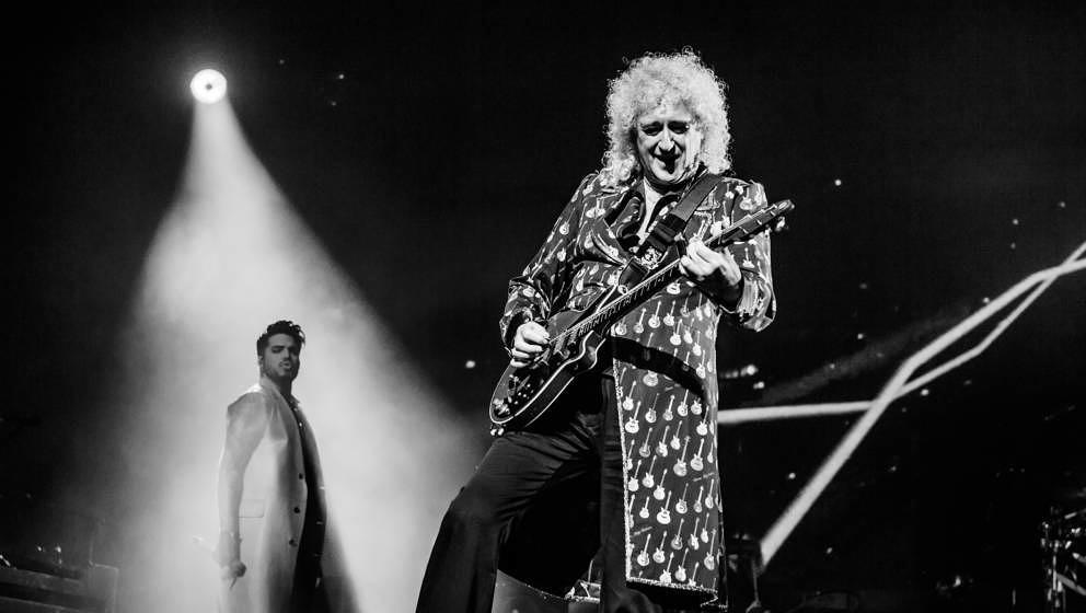 Show must go on: Queen und Adam Lambert am 19. Juni 2018 in Berlin