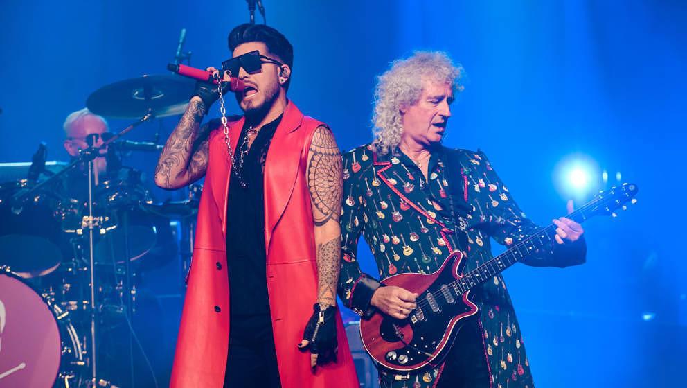 Show must go on: Queen und Adam Lambert am 19. Juni 2018 in Berlin