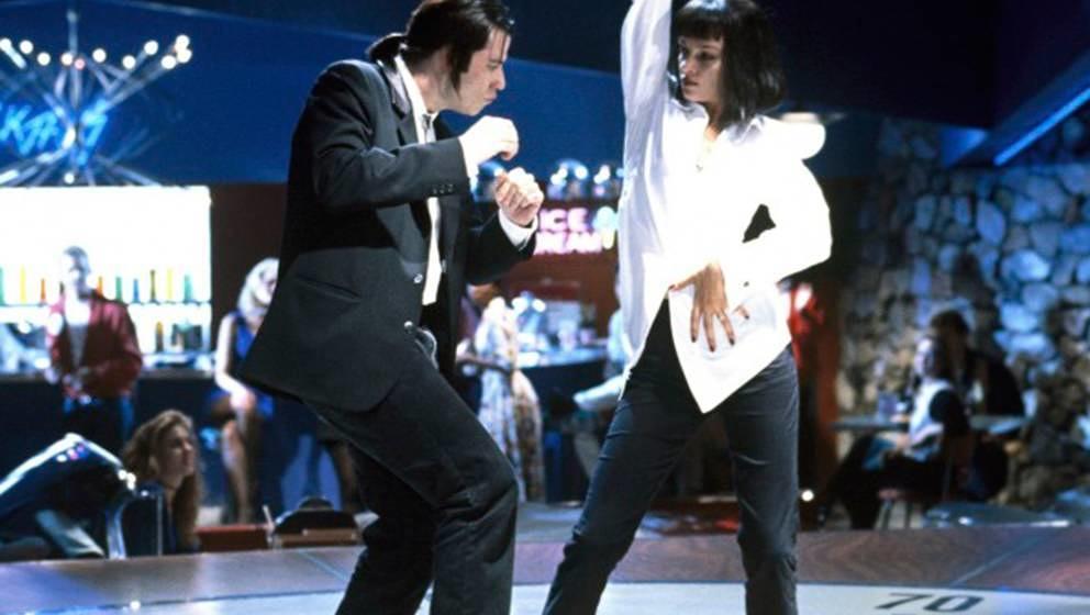 "John Travolta und Uma Thurman in ""Pulp Fiction""."