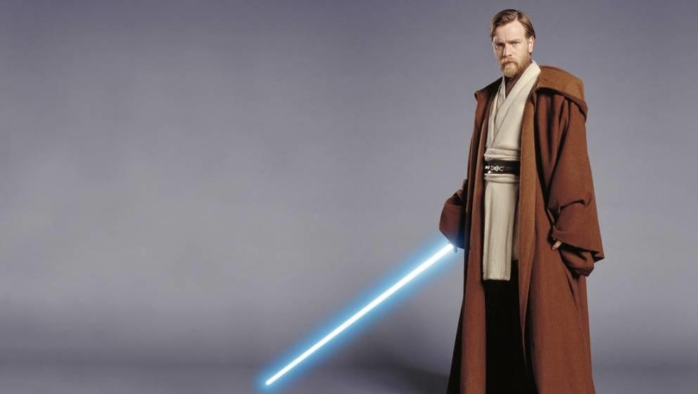Ewan McGregor als Obi-Wan Kenobi.