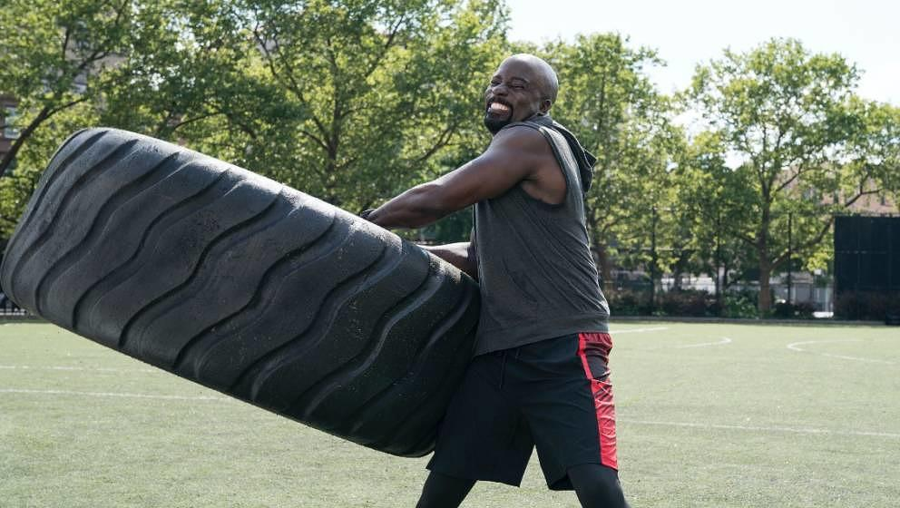 "Mike Colter als ""Luke Cage""."