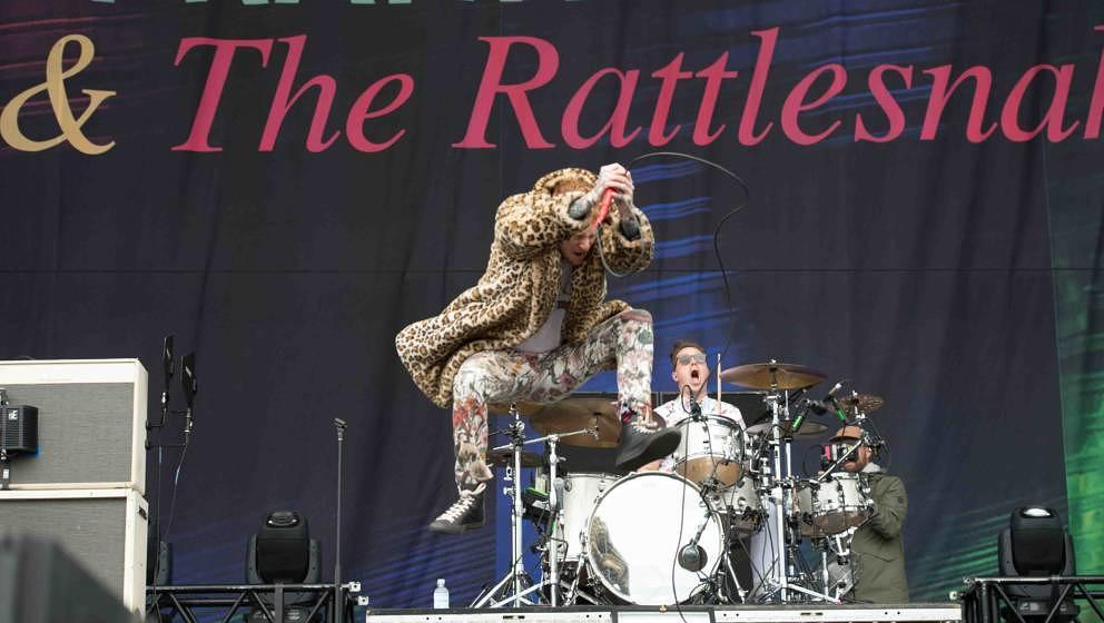 23.06.2018, Eichenring , Scheessel, GER, Festival, Konzert,Hurricane, Band  im BildFrank Carter & the RattlesnakeFoto �